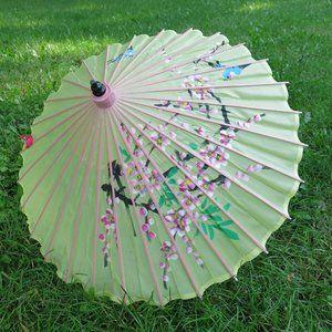 NEW Artistic Floral Parasol/Umbrella